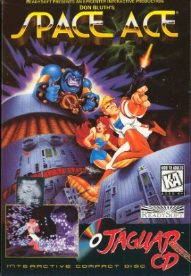 Space Ace [CD]