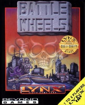 Battlewheels Cover Art