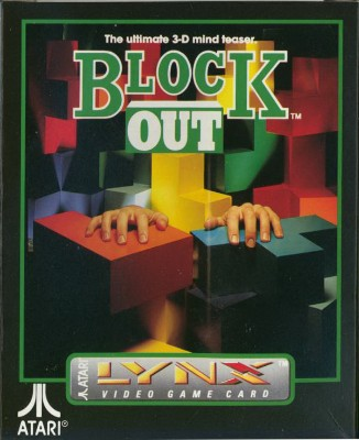 Blockout Cover Art