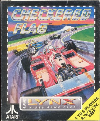 Checkered Flag Cover Art