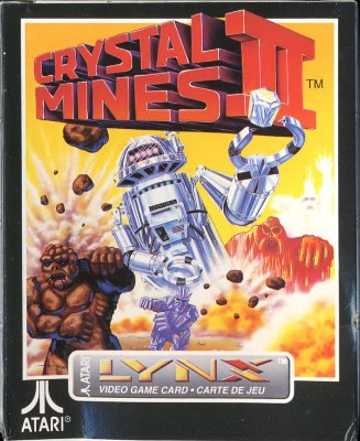 Crystal Mines II Cover Art