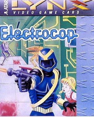 Electrocop Cover Art
