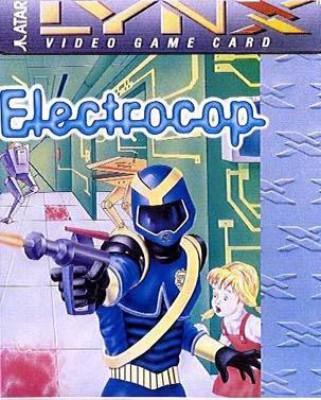 Electrocop Cover Art