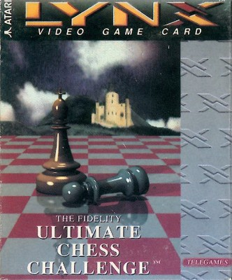 Ultimate Chess Challenge Cover Art