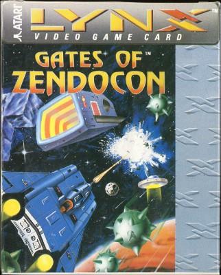 Gates of Zendocon Cover Art