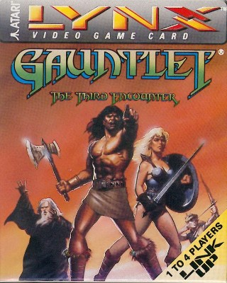 Gauntlet: The Third Encounter Cover Art