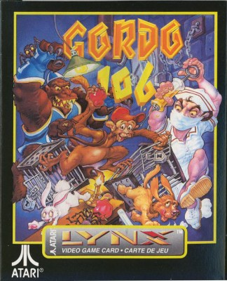 Gordo 106 Cover Art