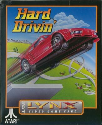 Hard Drivin' Cover Art