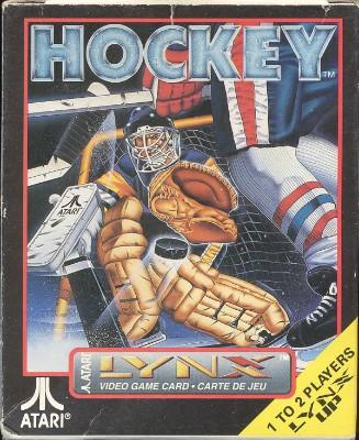 Hockey Cover Art