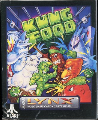 Kung Food Cover Art