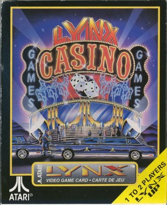 Lynx Casino Cover Art