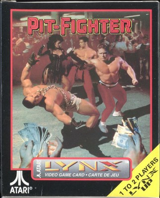 Pit-Fighter Cover Art