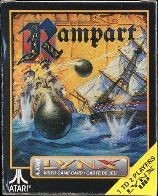 Rampart Cover Art