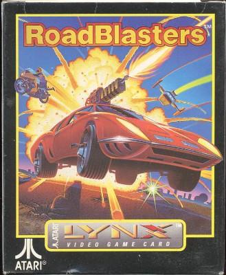 RoadBlasters Cover Art