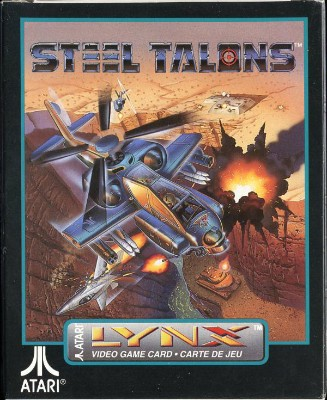 Steel Talons Cover Art