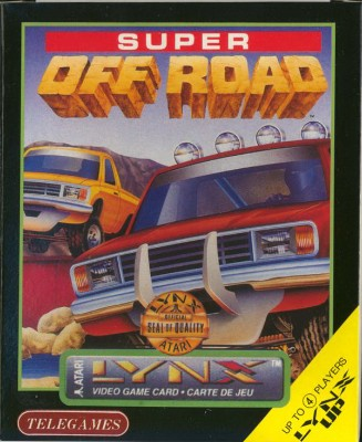 Super Off Road Cover Art