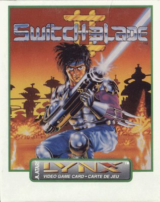 Switchblade II Cover Art