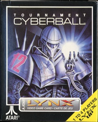 Tournament Cyberball Cover Art