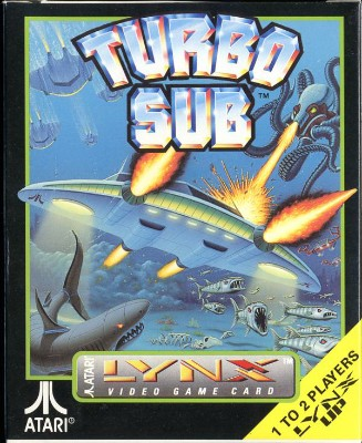 Turbo Sub Cover Art