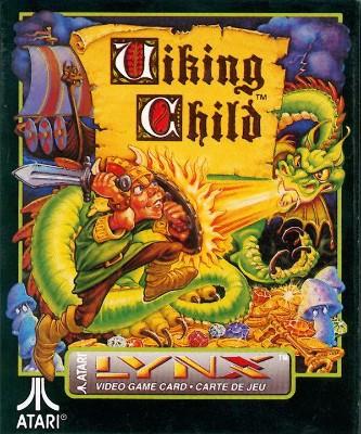 Viking Child Cover Art