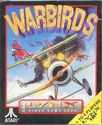 Warbirds Cover Art
