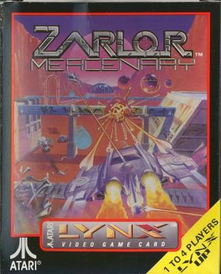 Zarlor Mercenary Cover Art