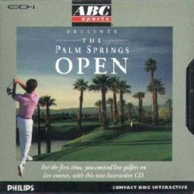 ABC Sports Presents: The Palm Springs Open Cover Art