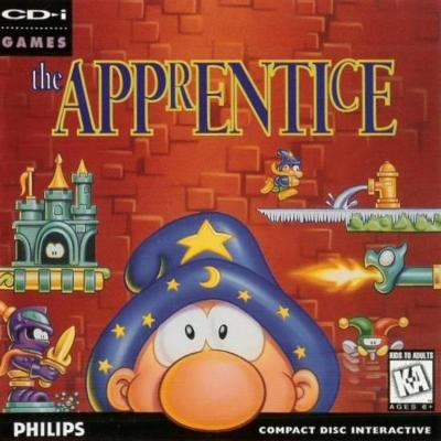 Apprentice, The Cover Art