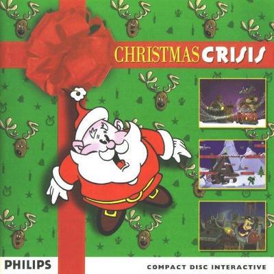 Christmas Crisis Cover Art