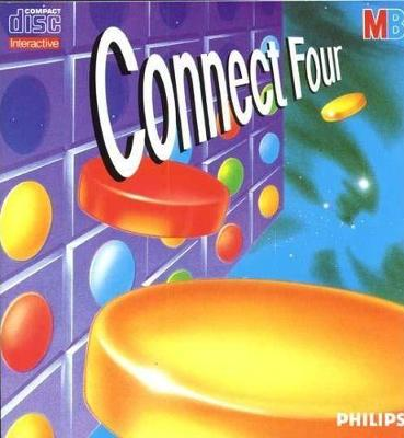 Connect Four Cover Art