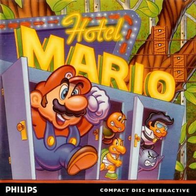 Hotel Mario Cover Art