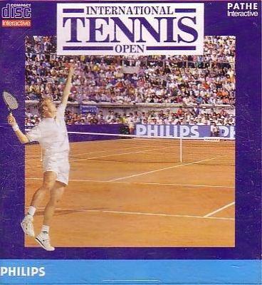 International Tennis Open Cover Art