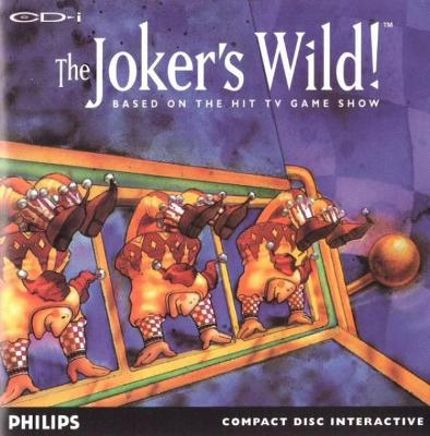 Joker's Wild! Cover Art