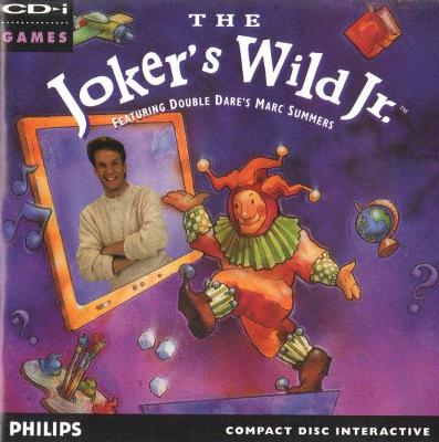 Joker's Wild Jr. Cover Art
