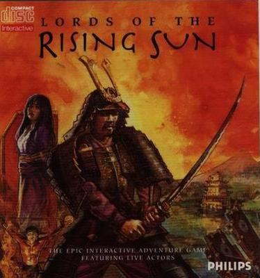 Lords of the Rising Sun Cover Art