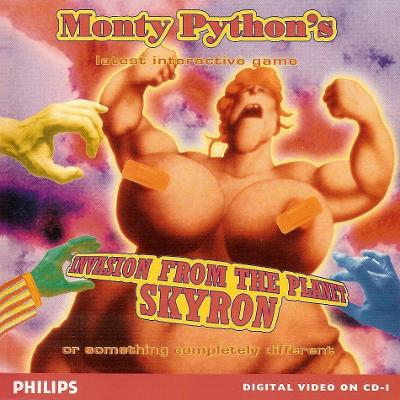 Monty Python's Invasion from the Planet Skyron Cover Art