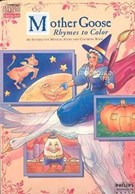 Mother Goose Rhymes to Color [Long box] Cover Art