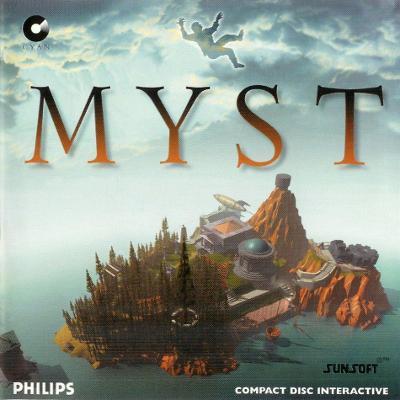 Myst Cover Art