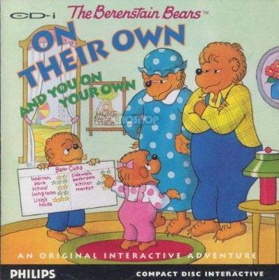Berenstain Bears: On Their Own, The Cover Art