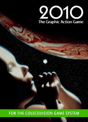 2010: The Graphic Action Game Cover Art