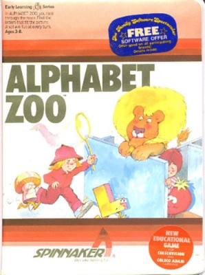 Alphabet Zoo Cover Art