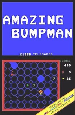 Amazing Bumpman Cover Art