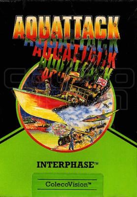 Aquattack Cover Art