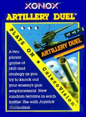Artillery Duel Cover Art