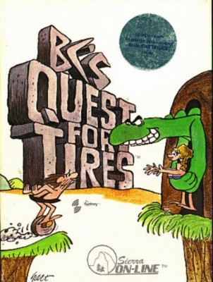 B.C.'s Quest for Tires Cover Art