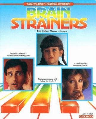 Brain Strainers Cover Art