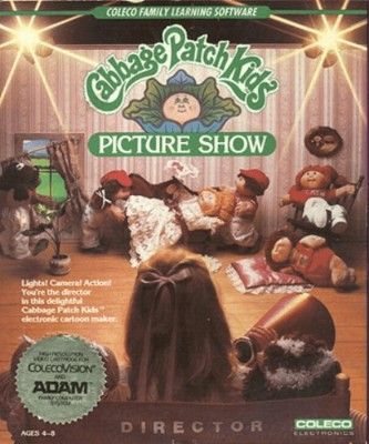 Cabbage Patch Kids: Picture Show Cover Art