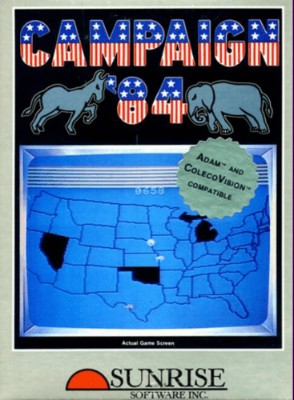 Campaign '84 Cover Art