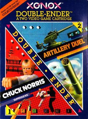 Chuck Norris: SuperKicks & Artillery Duel Cover Art