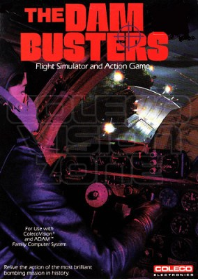 Dam Busters Cover Art
